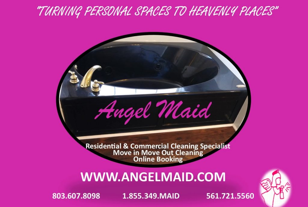 Angel maid image