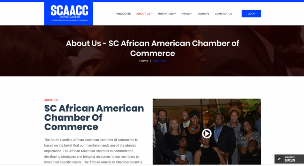 South Carolina African American Chamber of Commerce