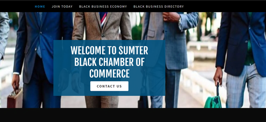 Sumter Black Chamber of Commerce