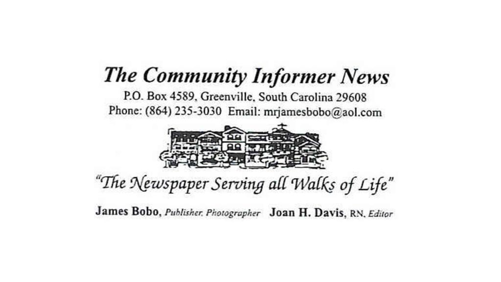 Community Informer News