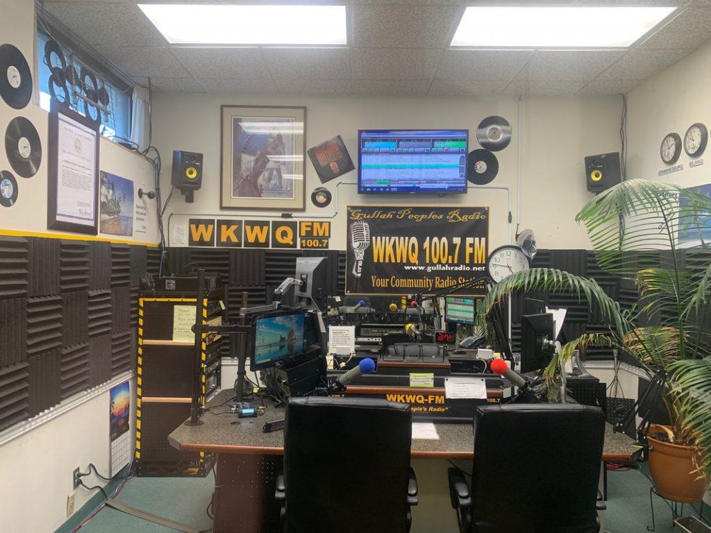 Gullah People's Radio WKWQ 100.7 FM